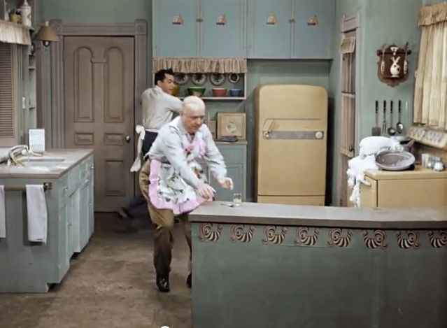 """I Love Lucy """"Job Switching"""" Color."""
