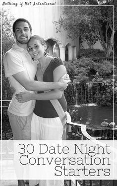 30 Date Night Questions & Conversation Starters (with free printable)