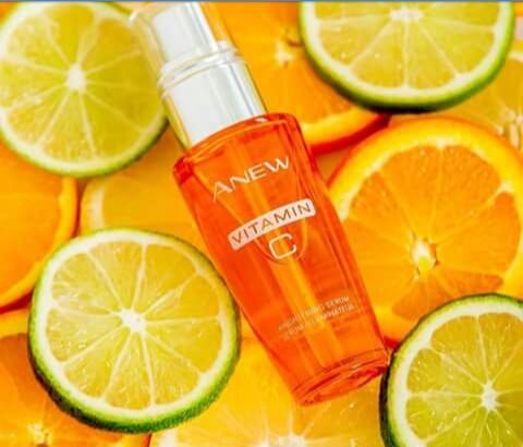 #ProTip: Power through the week with #ANEW vitamin c.