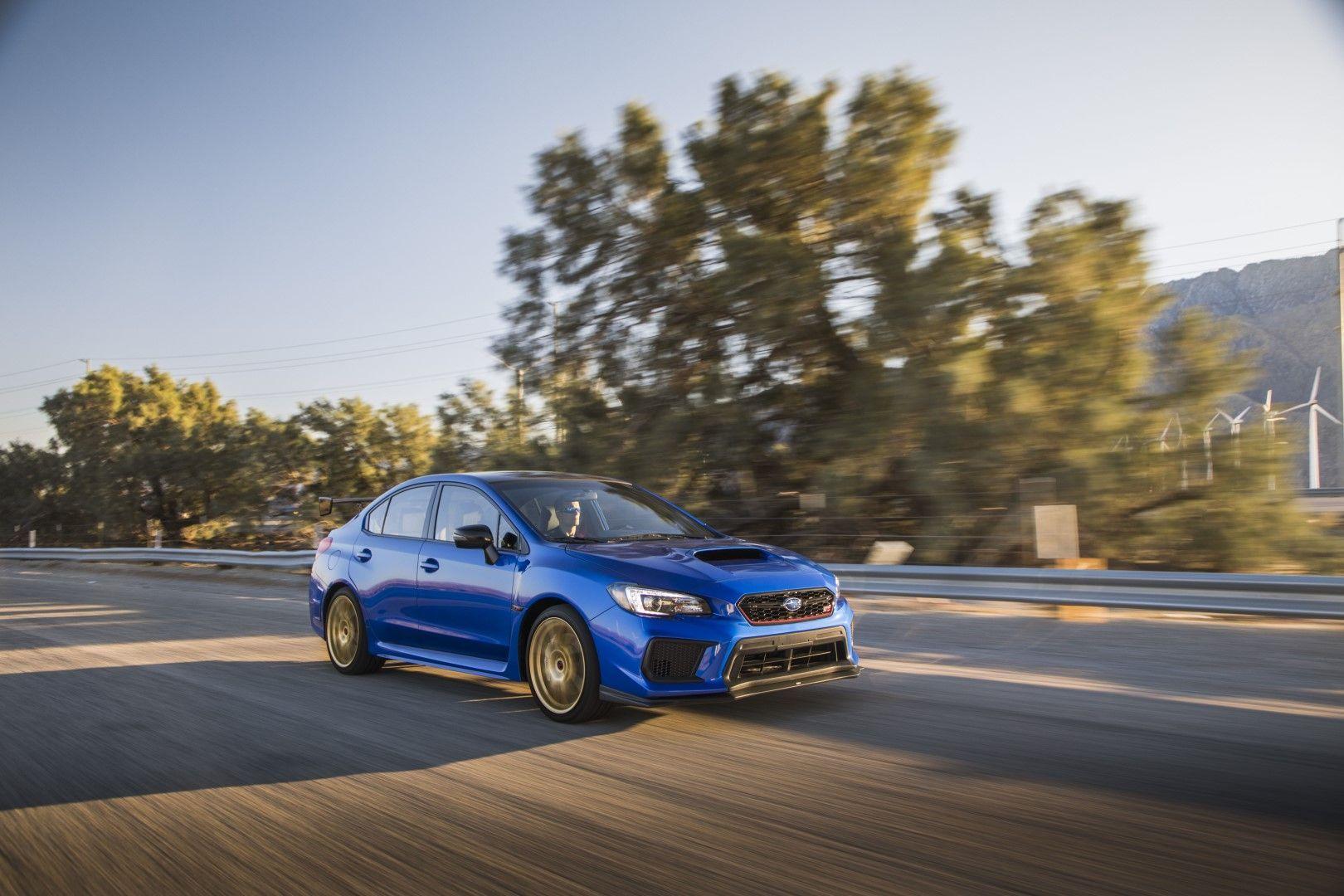 2018 Subaru STI Type RA Subaru, Car