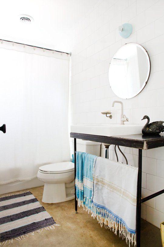 recettes maison pour nettoyer la salle de bain trucs. Black Bedroom Furniture Sets. Home Design Ideas