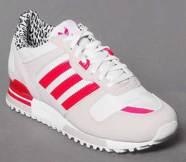 adidas Originals ZX 700 W Bliss Running White Blaze