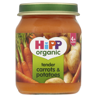 Tender Carrots Potatoes 2011 Present Baby Food Recipes Gerber Baby Food Carrots And Potatoes