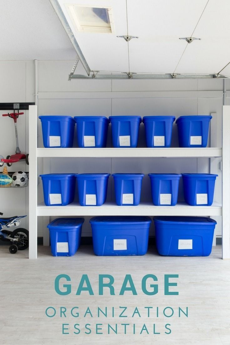 It S Easy To Let Your Garage Become A Catch All For Tools