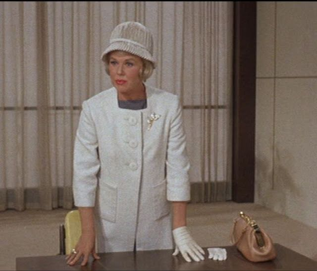 Doris Day Movie Fashions In Pillow Talk And Lover Come Back Old