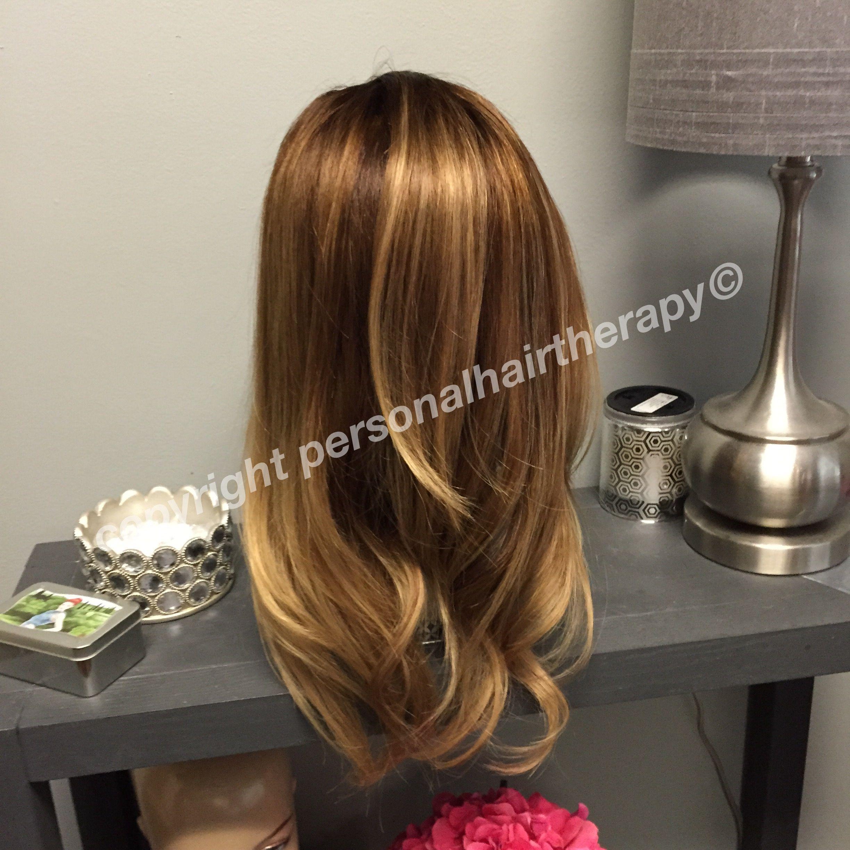balayage! natural looking thinning hair solutions. wigs, hair