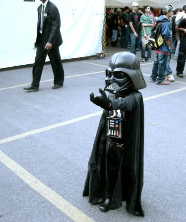 Darth Vader Kid Costume