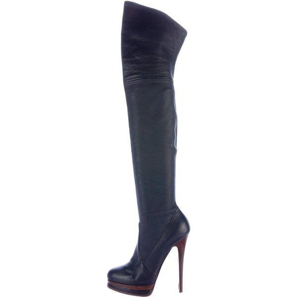Casadeiheeled over the knee boots Vente Avec Paypal Expédition Monde Entier Réduction 2018 L'offre De Jeu 2018 Unisexe À Vendre 48gC20DGSW