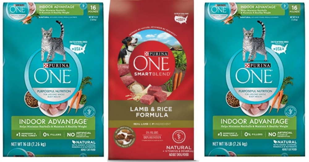 Free Purina One True Instinct Dog Or Cat Food Coupon 9 99 Value