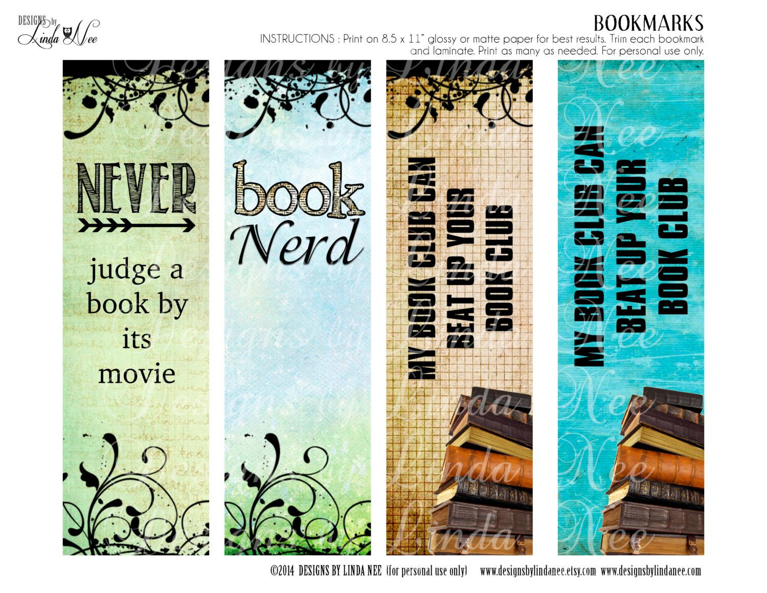 Bookmarks For Books Part - 28: Book With Bookmark