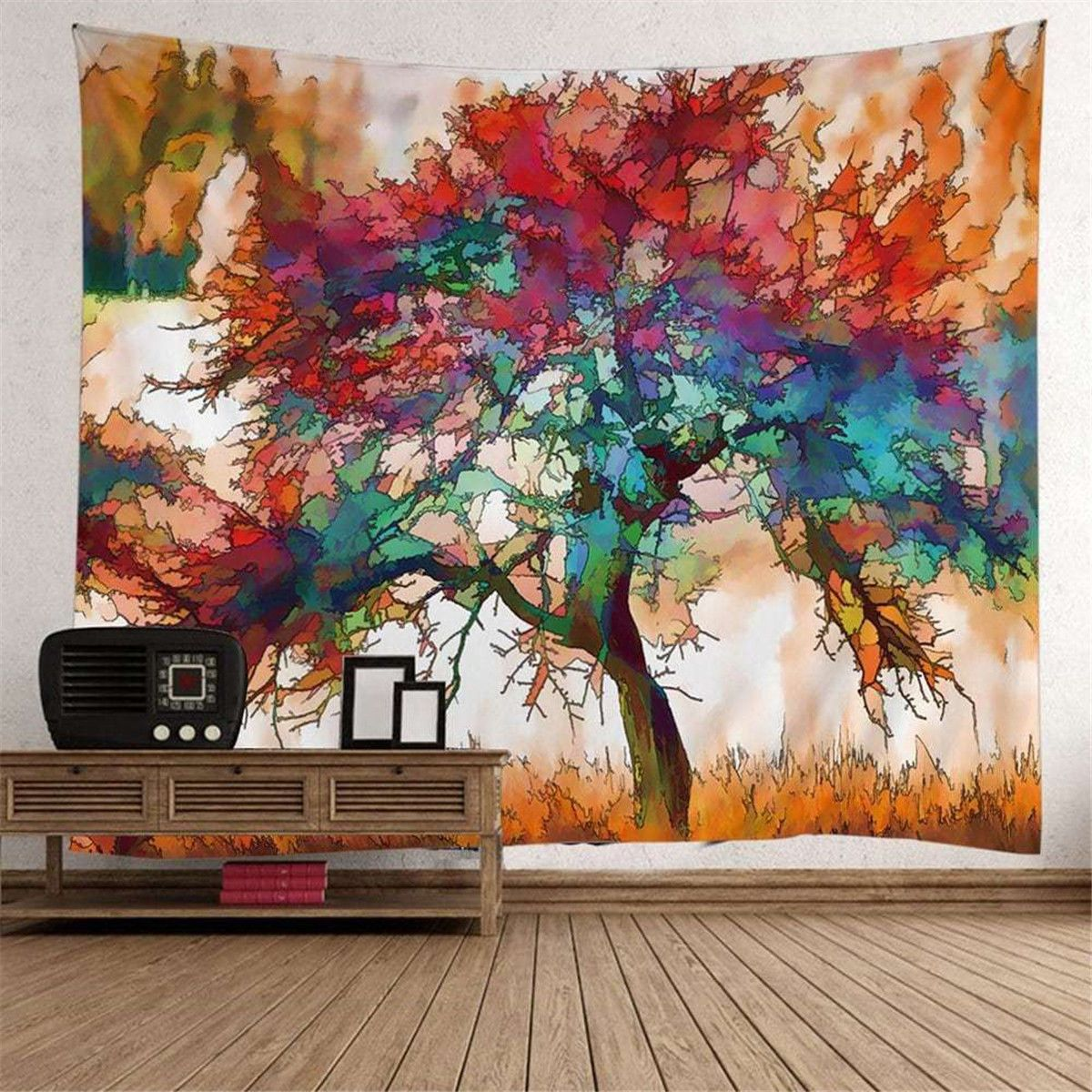 Indian Wall Tapestry Art Amazing Design
