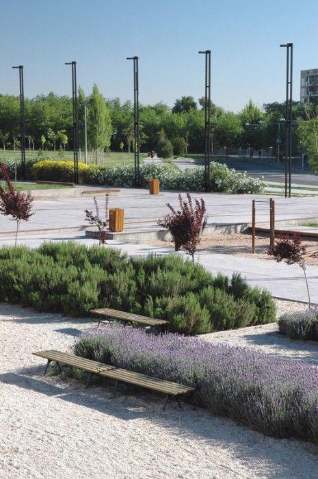 Parque Central de Mendoza / B4FS Arquitectos
