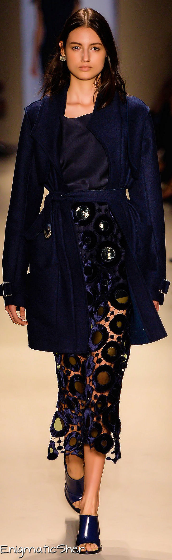 Animale Fall_Winter 2015 Ready-To-Wear- a must do Skirt!!