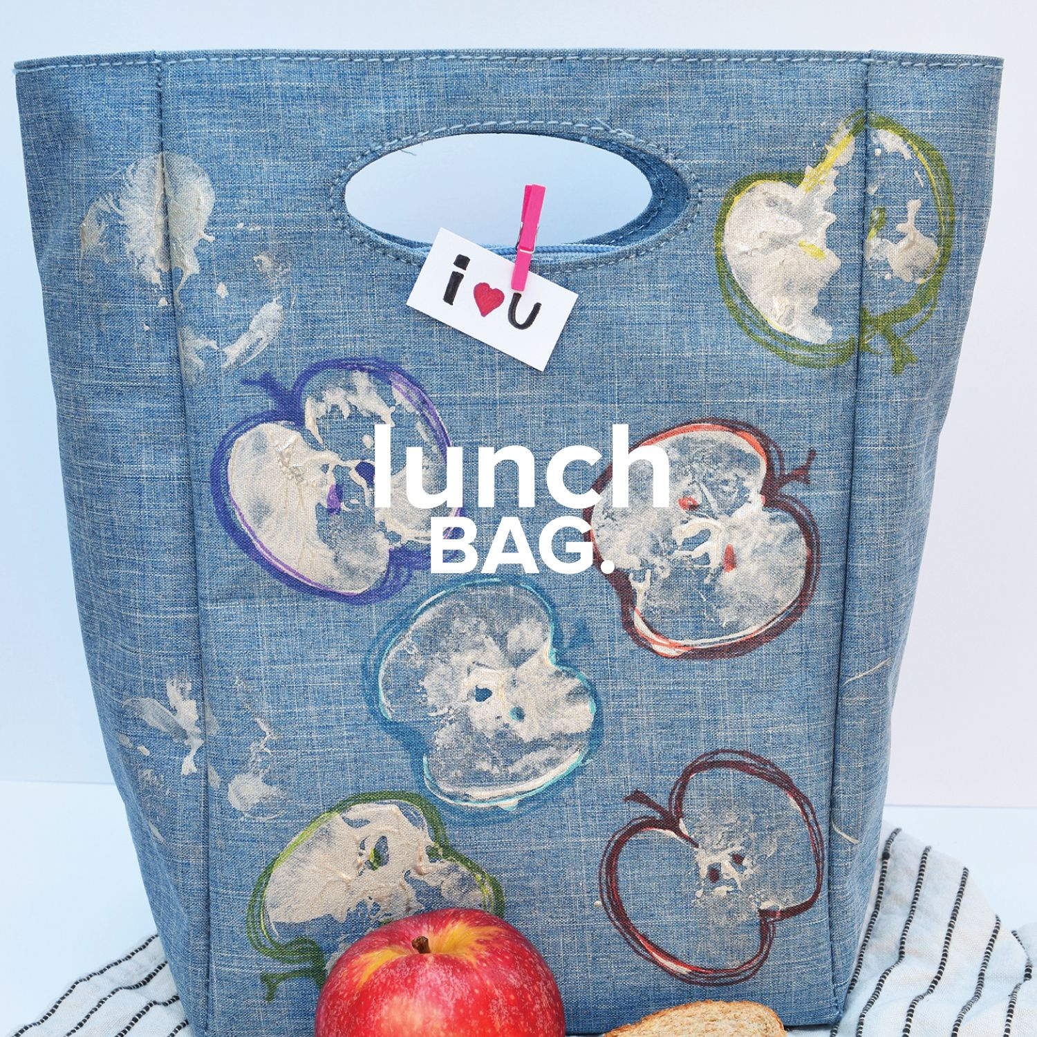 Day 239 - Lunch Bag.