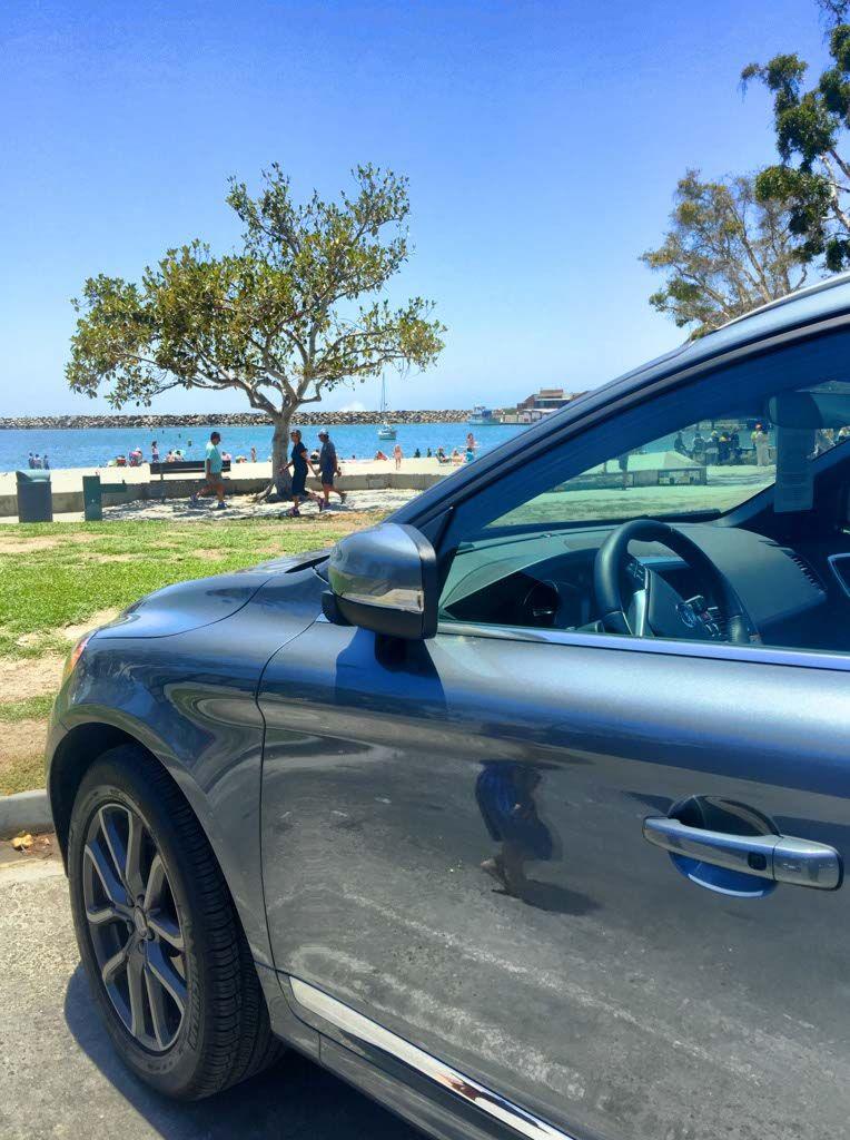 2016 Volvo XC60 T6 Review Volvo xc60, Volvo, Beach