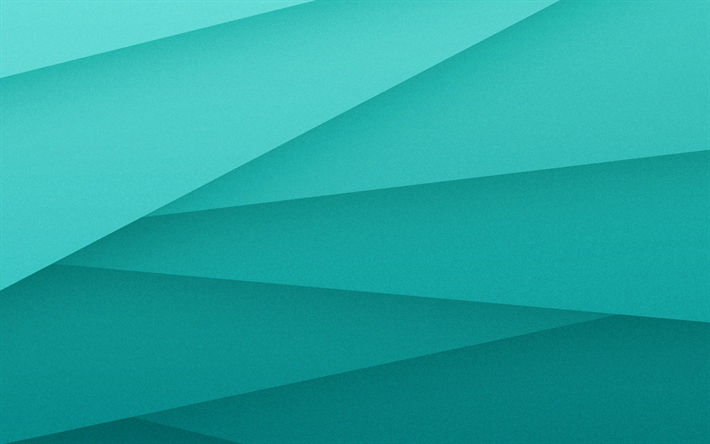 Download Wallpapers Turquoise Abstraction Geometric Background Asbestos Lines Material Design Besthqwallpapers Com Material Design Background Material Design Geometric Background