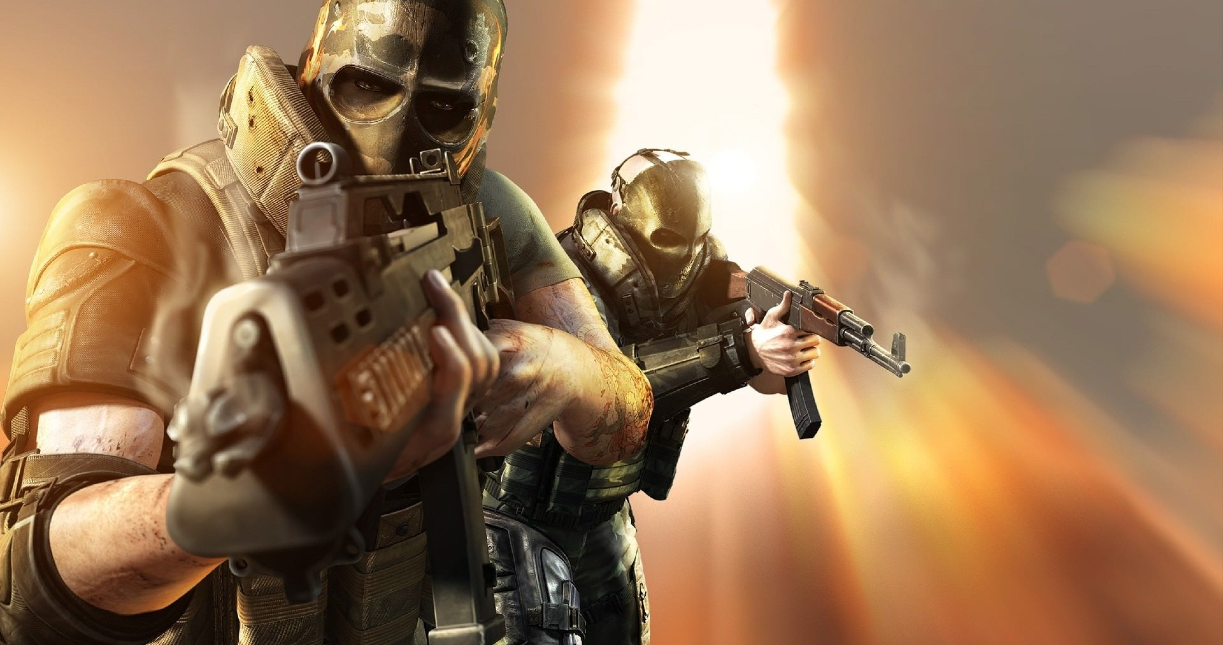 army of two game wallpaper 4k ultra hd wallpaper Army of