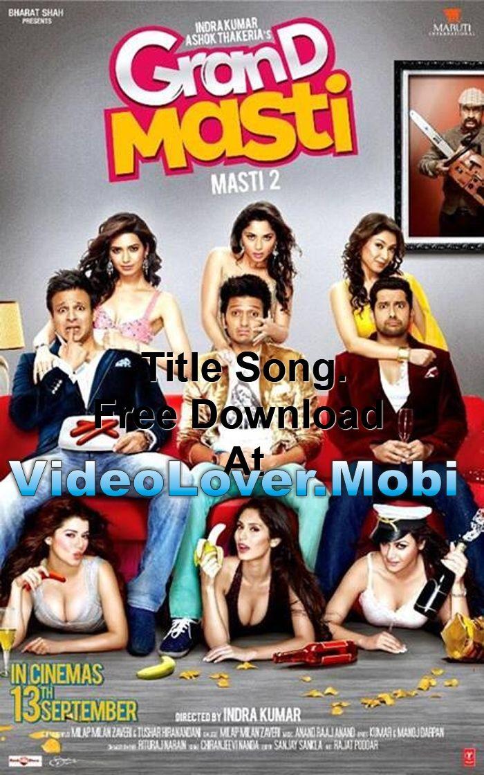 New Bollywood Promo Song Grand Masti Movie  Grand Masti -3585