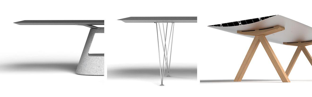 Tipos de patas para muebles buscar con google furniture pinterest patas de mesa mesas y - Patas conicas para mesas ...
