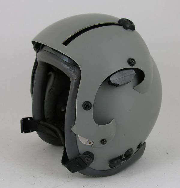 German Air Force HGU-55/P Dual Visor Flight Helmet | Flight