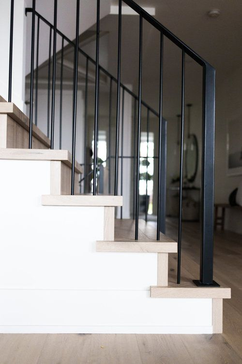 Postle Design Build Cliffwood Drive Staircase Postle Design