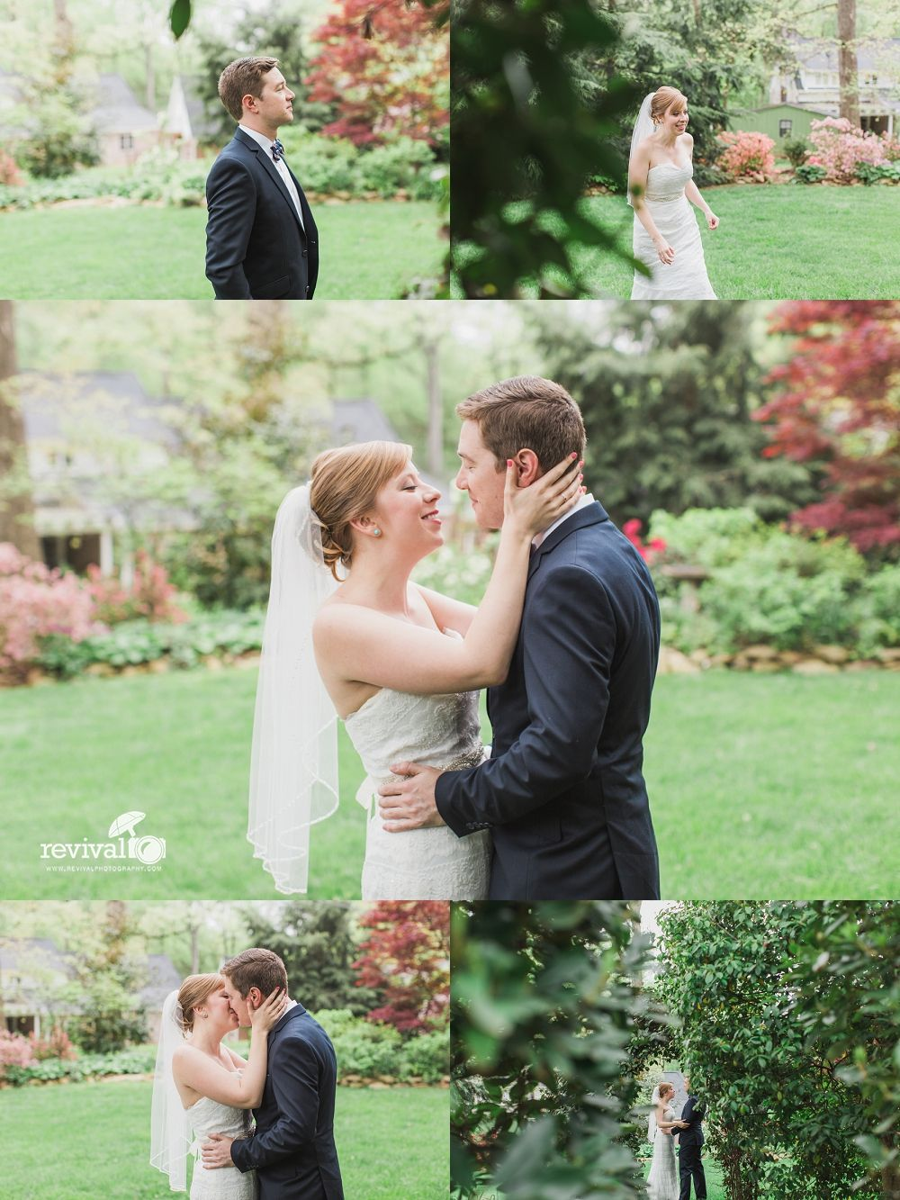 Betsy Mark A Garden Wedding In Hickory Nc By Revival Photography Revival Photography Husband Wife Photographers Based In North Carolina Specializing I Spring Garden Wedding Garden Wedding Photography