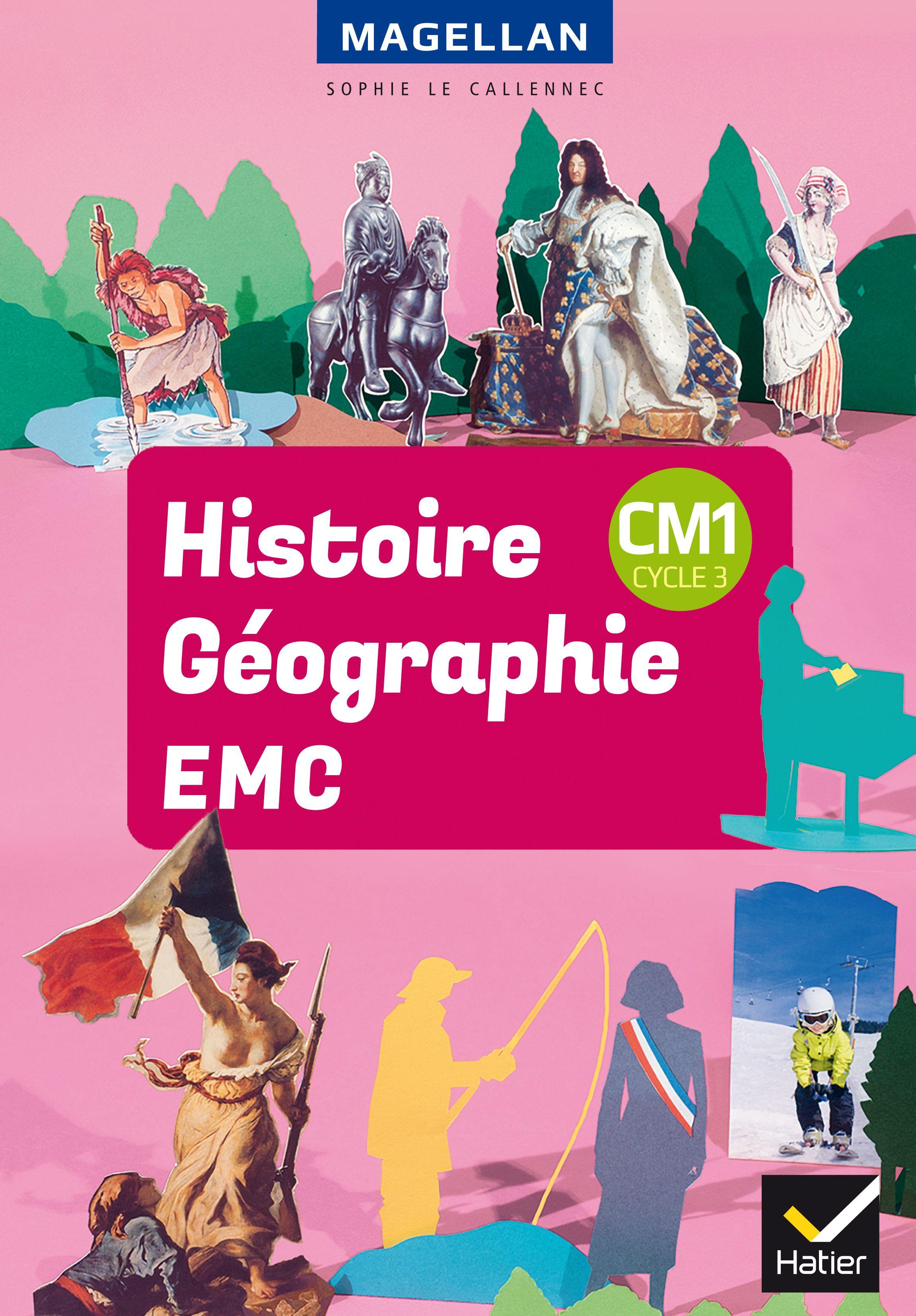 Epingle Par Editions Hatier Sur Histoire Geo Emc Primaire Histoire Cm1 Histoire Geographie Geographie