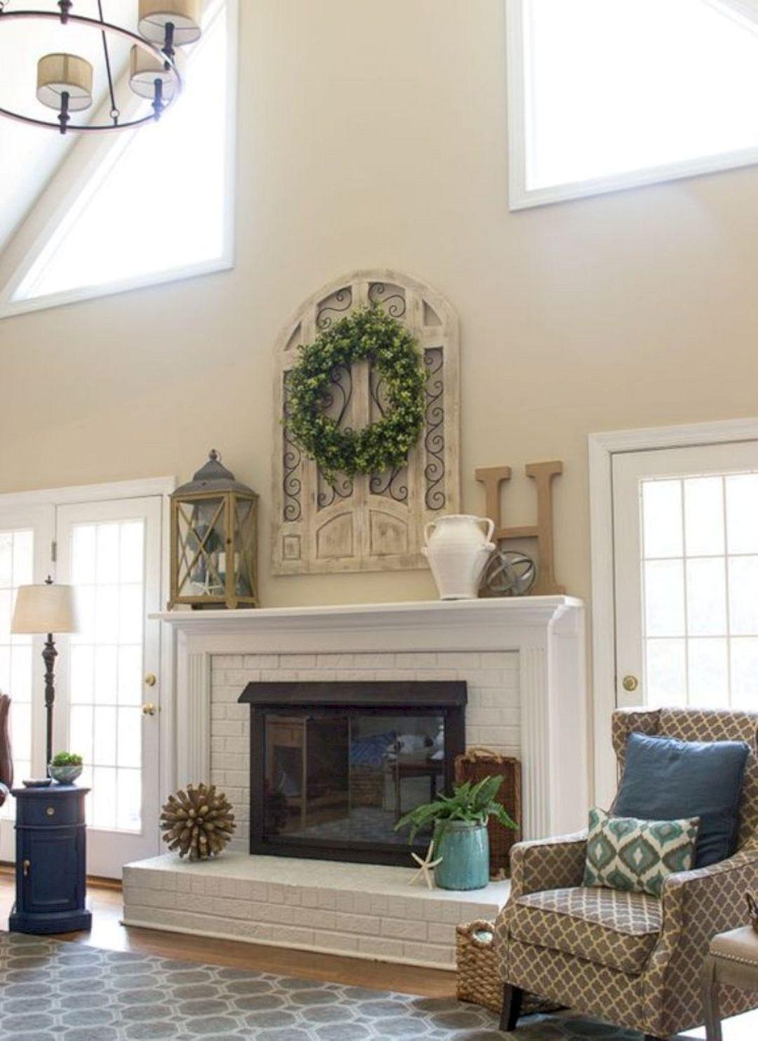 16 Fireplace Mantel Decorating Ideas Fireplace Mantel Decor Fireplace Mantle Decor Fireplace Decor
