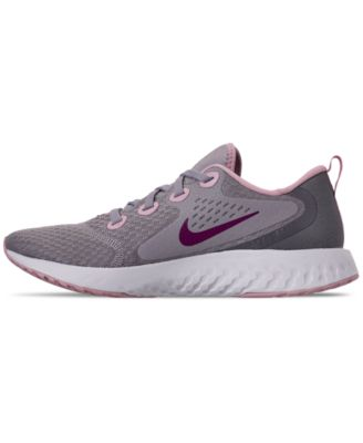 d52a52b5bfc9e Nike Women Legend React Running Sneakers from Finish Line in 2019 ...