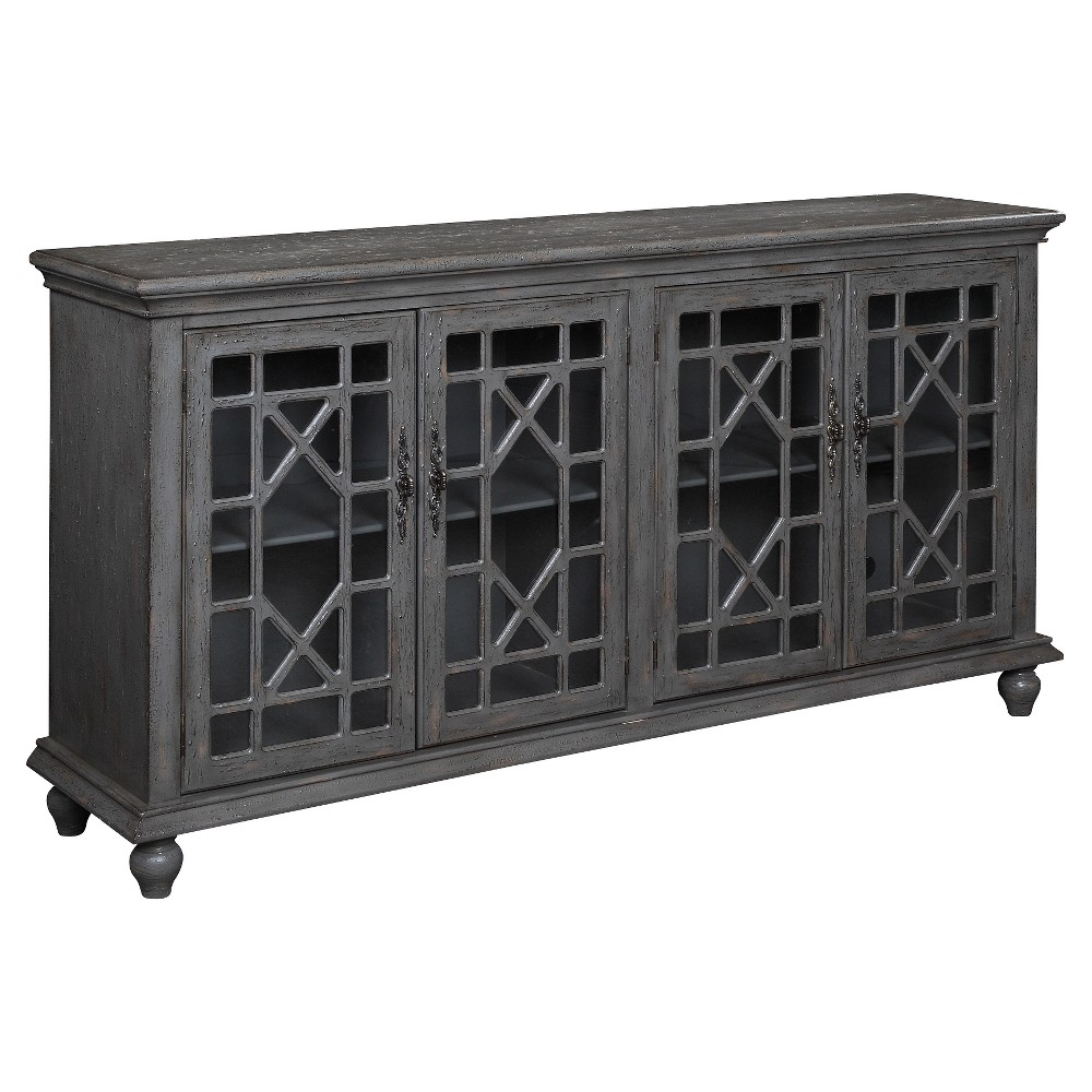 Badezimmer ideen gelb storage cabinet credenza four door cutout gray  christopher knight home