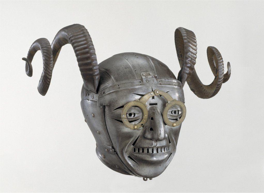 84ca2beb Henry VIII's Horned Helmet, c.1511-1514 | Tudor<3 | King henry viii ...