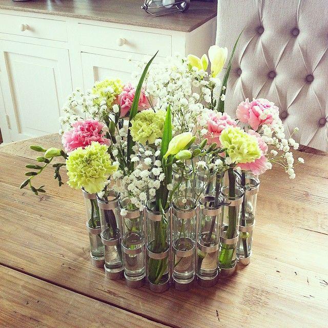 Week end ✓ #decoration #home Vase #vasedavril #tsetse #fleurs ...