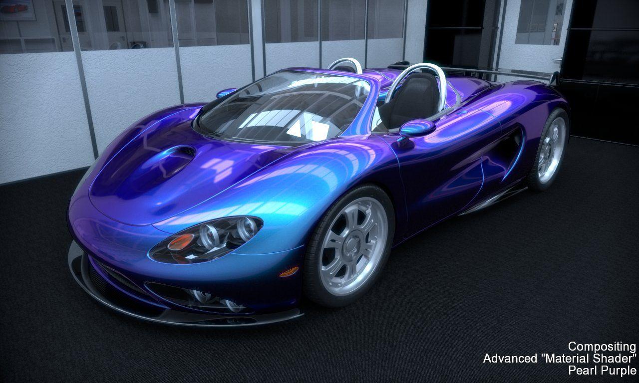 Compositing Nuke By Jonathan Griffin At Coroflot Com Car Painting Purple Car Car Paint Jobs