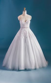 Popular Disney has their own fairytale collection of wedding dresses