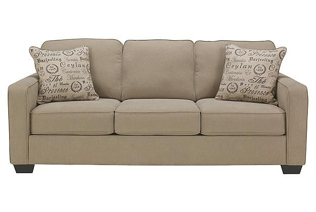 Magnificent Tan Three Person Sofa For Your Living Room Furniture View 3 Dailytribune Chair Design For Home Dailytribuneorg