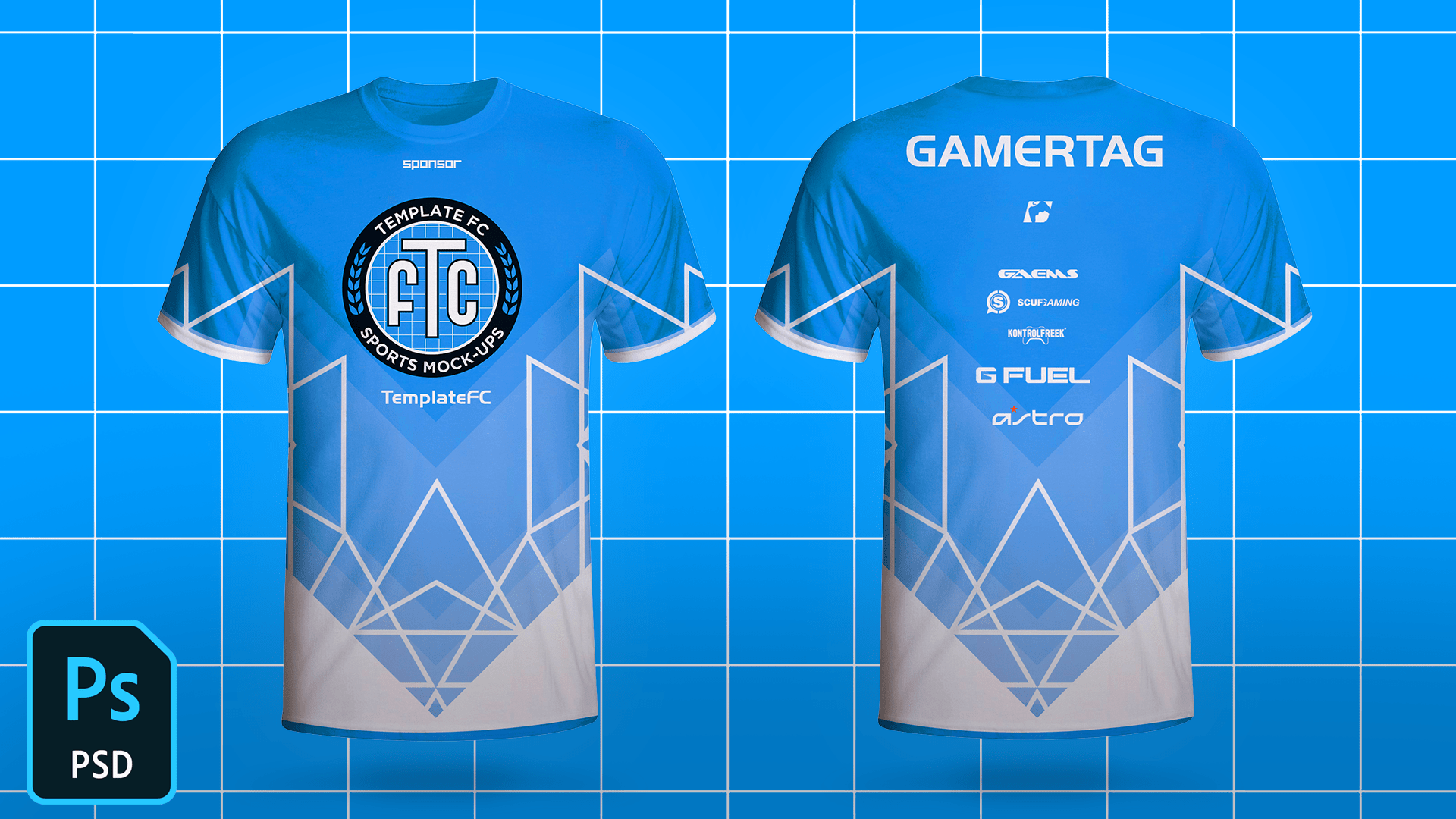 Download Esports Jersey Template Mock Up Free Templates Mocking Esports