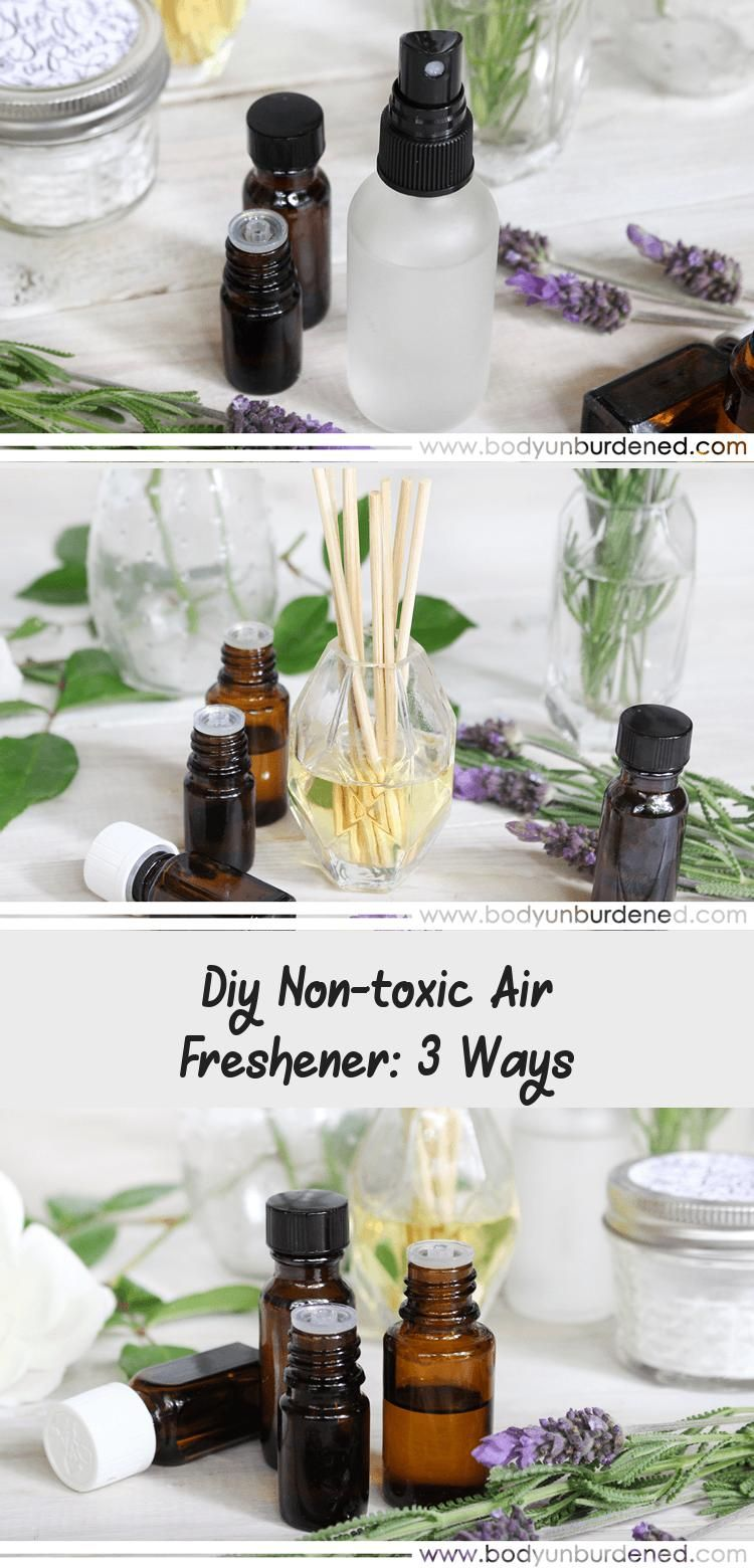 Naturally scent your home and improve indoor air with