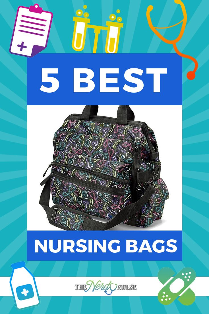 As A Nurse You Often Need An All Purpose Bag That Can Fit In Your Everyday Essentials I Ve Put Together List Of The Best Nursing Bags
