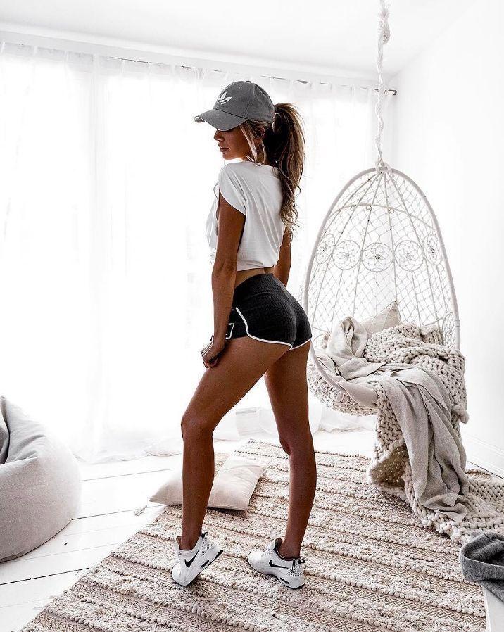 #dinspiration #silhouette #motivation #pinterest #reprendre #fitness #source #sport #goal #pour #bod...