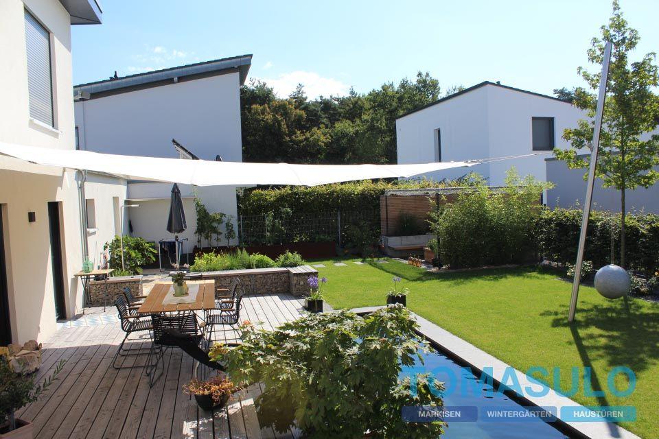 Segel Griesheim Garten Design Sonnenschutz Sonnensegel