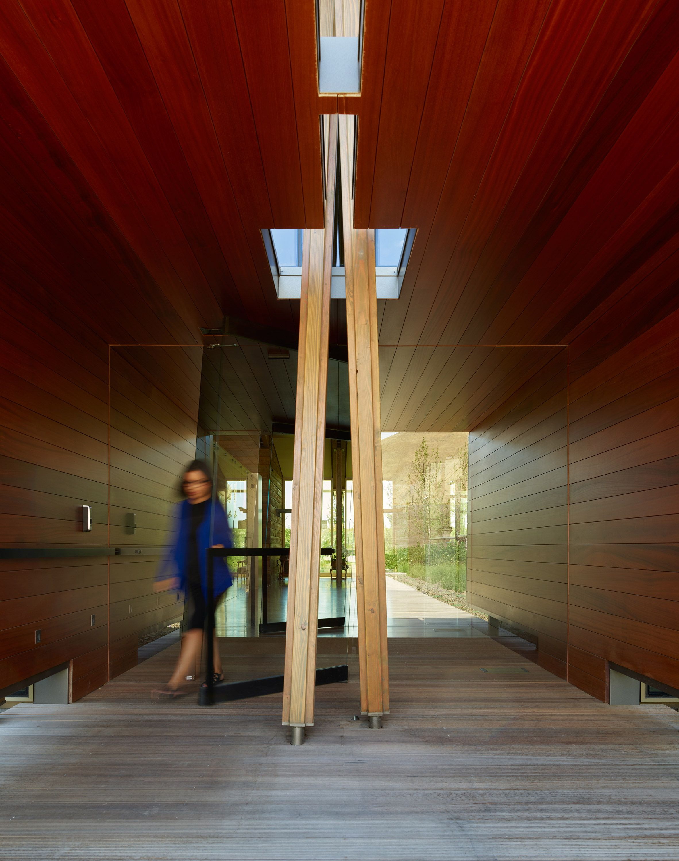 wooden office buildings. Old Wooden Barns Inform Graham Baba\u0027s Office Building For Washington Fruit Company Buildings