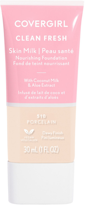 CoverGirl Clean Fresh Skin Milk Foundation (With images