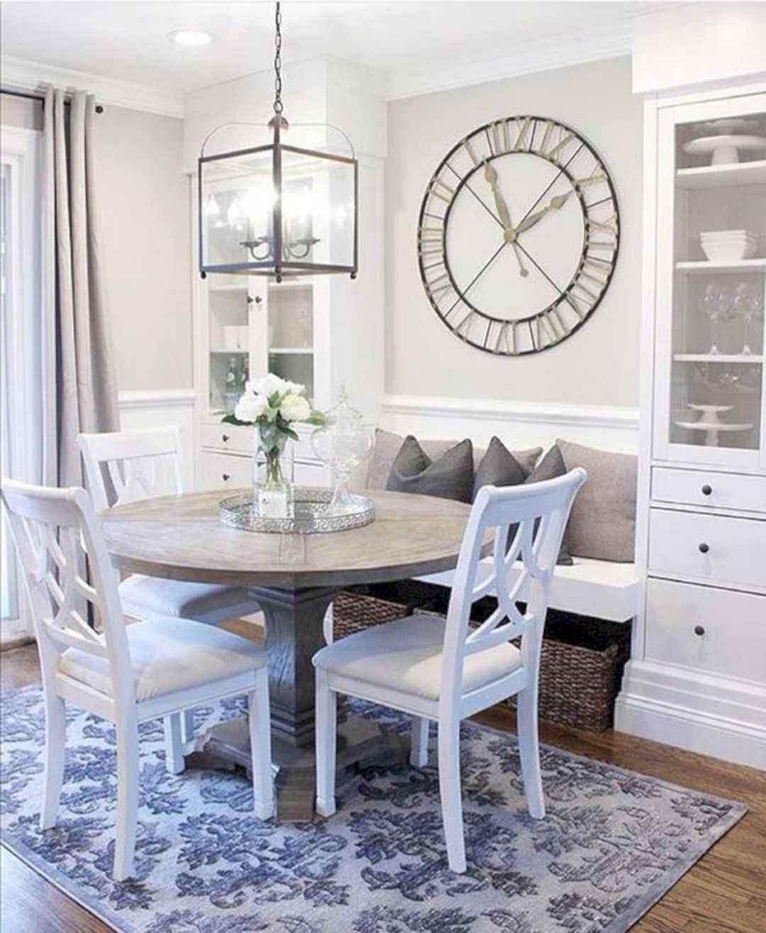 32 Elegant Ideas For Dining Rooms: 75 Simple And Minimalist Dining Table Decor Ideas