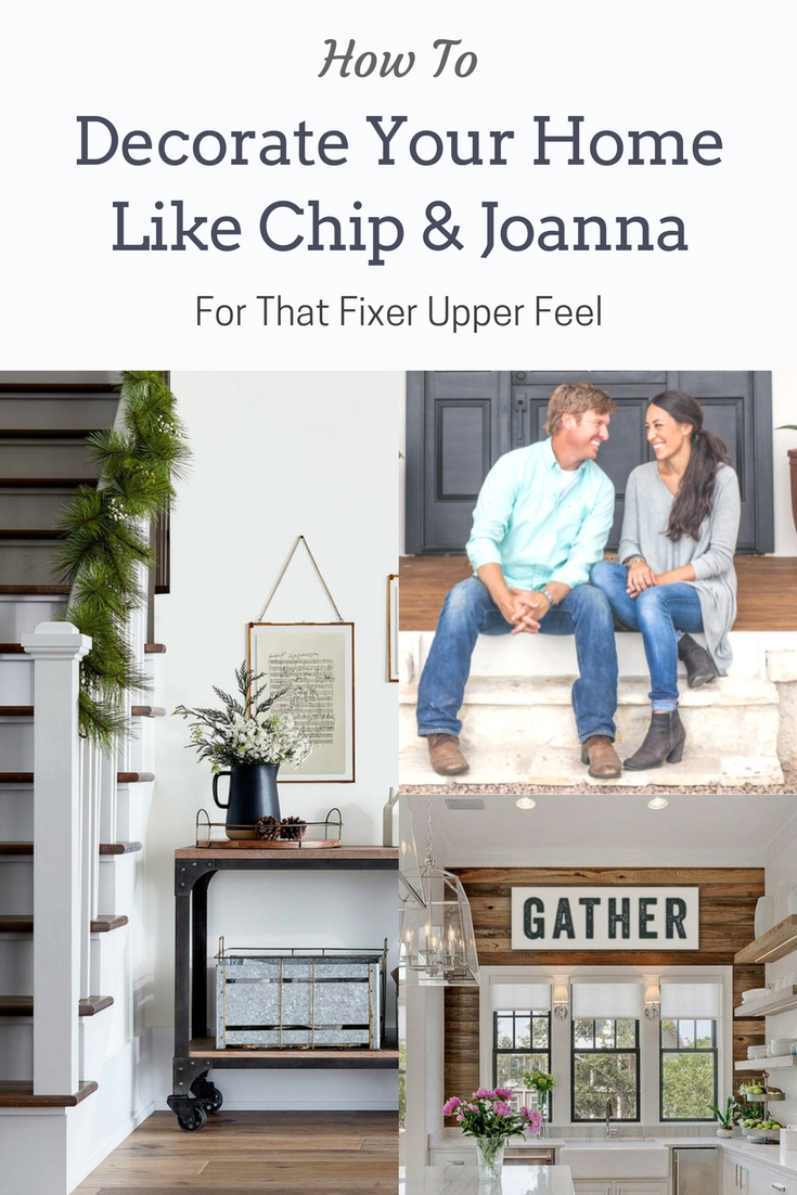 There Is No Trip To Waco Necessary Get That Chip Joanna Fixer Upper Feel The Inspired Home
