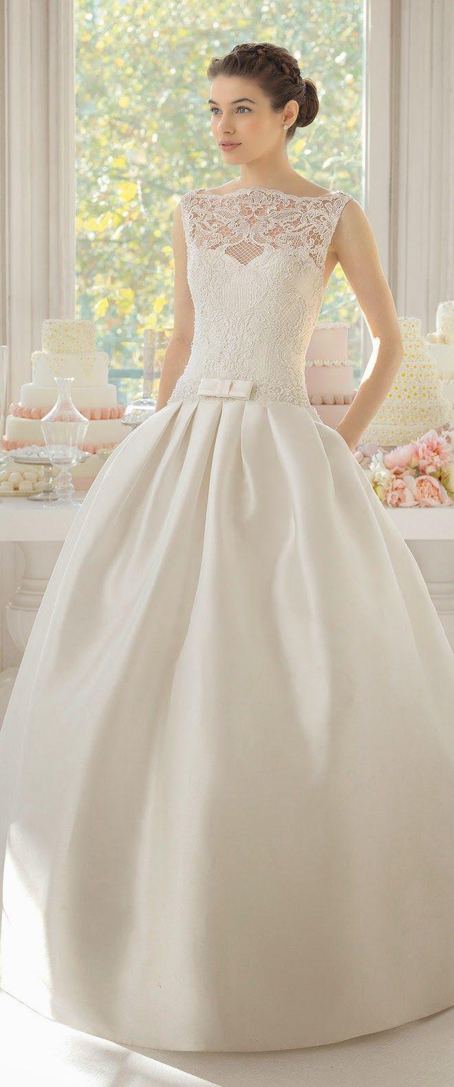 vestido_de_novia_aire_2015_8C2A2  Aire Barcelona 2015 Bridal Collection
