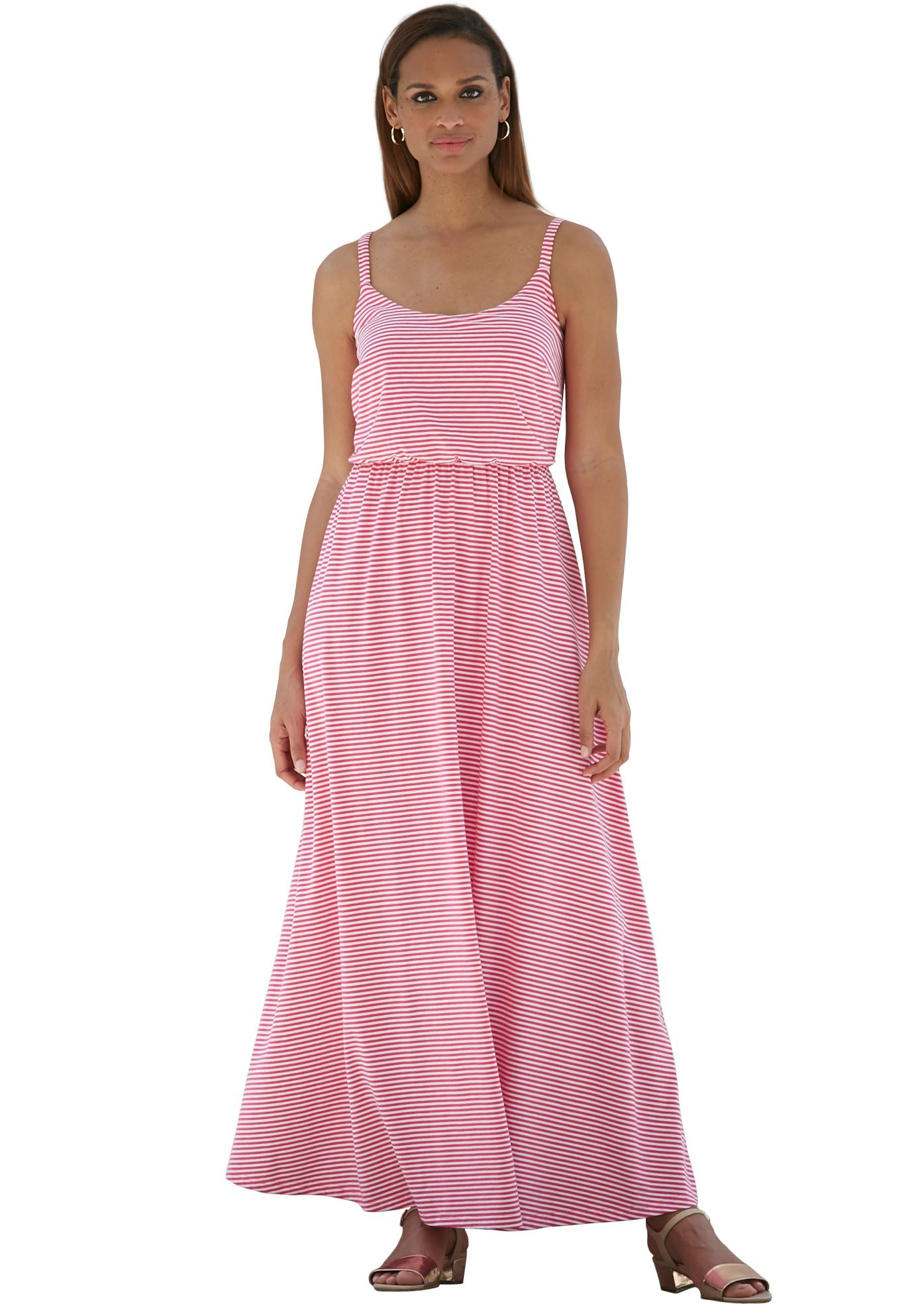 Jessica londonus blouson maxi dress is perfect for a summer soiree