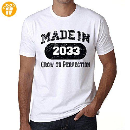 2033, tshirt geburtstag, geschenke für männer, tshirt geschenk - Shirts mit spruch (*Partner-Link)