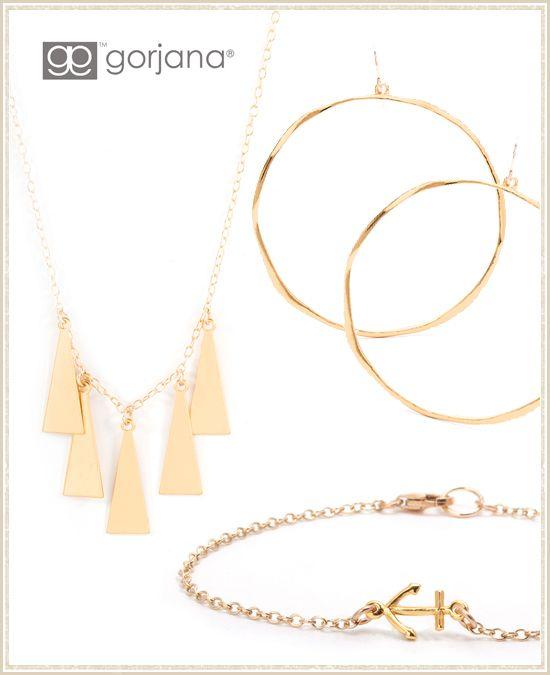 14+ Is gorjana jewelry gold plated ideas