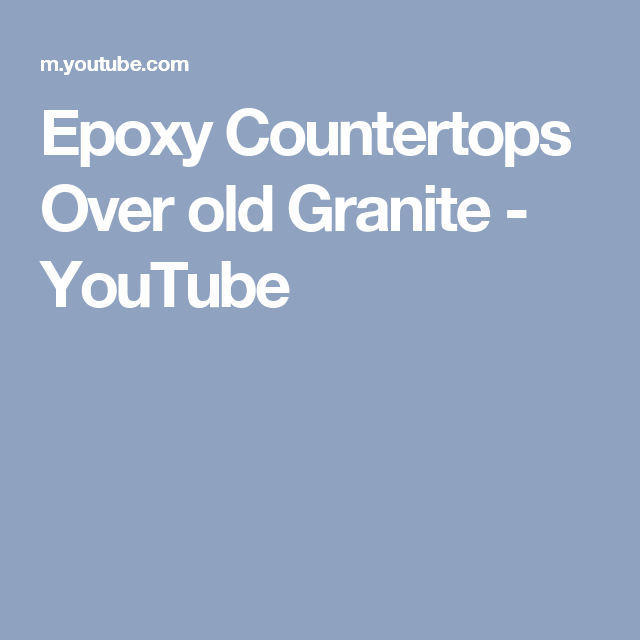 This Video Is Teaches How To Use Stone Coat Countertop Epoxy Over Plywood.  Learn How To Make Old Counter Tops New Again, Step By Step Free Training!