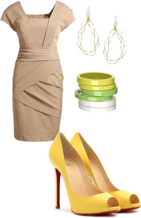 """Work"" by ann-eastham on Polyvore"
